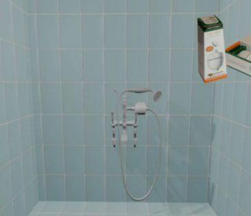 تیزر ویدیویی فیلتر دوش حمام